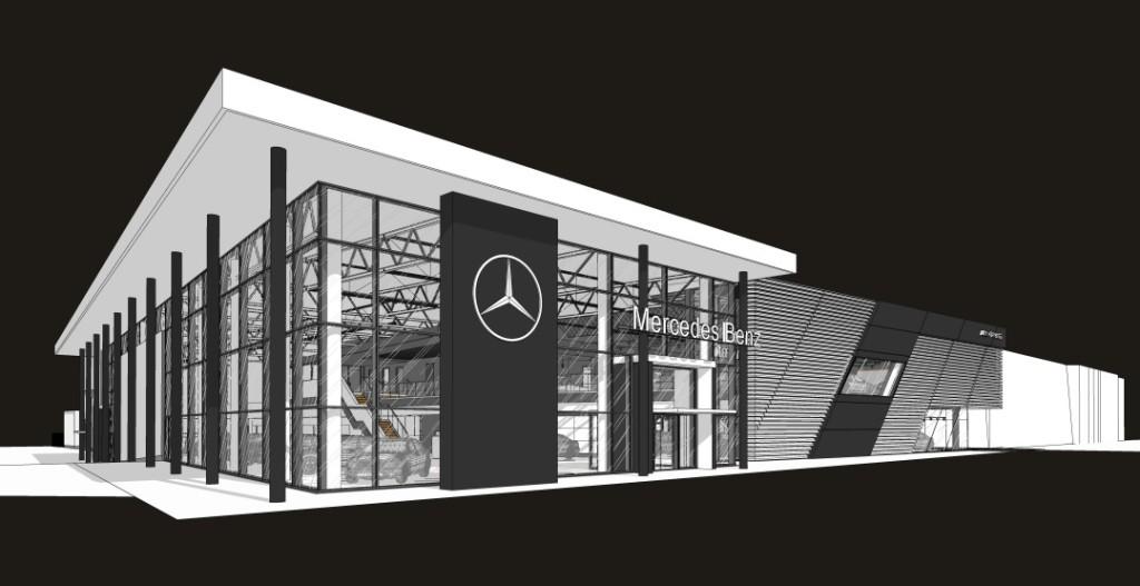 Mercedes-Benz Witman nowy salon