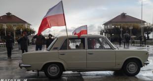 Motoryzacyjne świętowanie Święta Niepodległości 11 listopada 2017 w Sopocie-01774