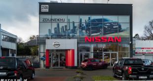 Nissan Zdunek KMJ - salon w Gdyni-02160
