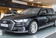 Nowe Audi A8 D5 w Audi Centrum Gdańsk-02471