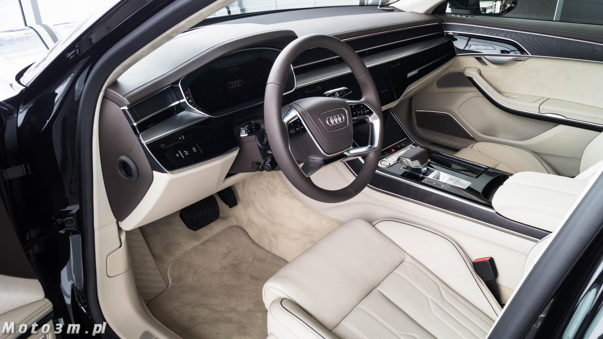 Nowe Audi A8 D5 W Audi Centrum Gdańsk 02484 Moto3mpl