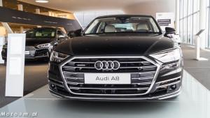 Nowe Audi A8 D5 w Audi Centrum Gdańsk-02486