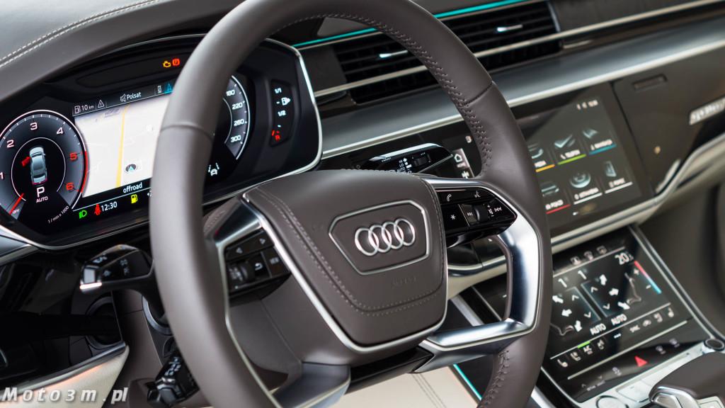 Nowe Audi A8 D5 w Audi Centrum Gdańsk-02540