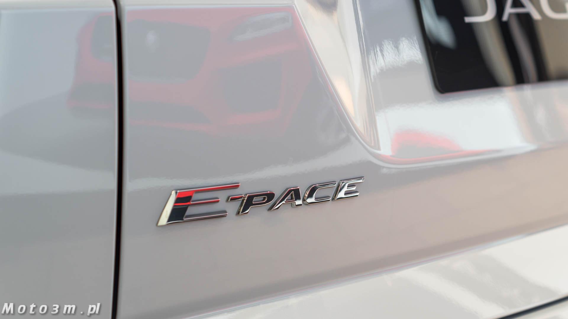 Mały Suv E Pace Od Jaguara Z Przedpremierową Wizytą W