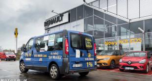 Renault Traffic z przebiegiem 500 000 km - Fundacji Pan Władek-1650504