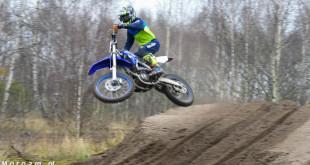 Testy motocykli crossowych Yamaha serii YZ na torze w Gdańsku-1670177