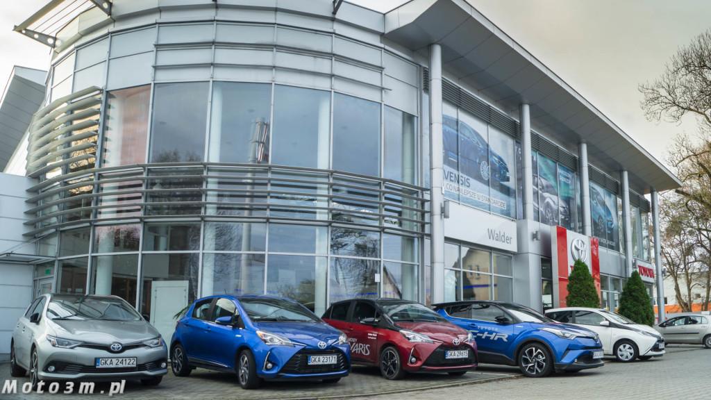Wyprzedaż rocznika 2017 w salonach Toyota Walder Gdynia i Rumia -02031