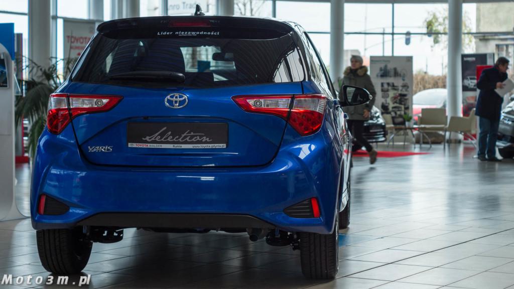 Wyprzedaż rocznika 2017 w salonach Toyota Walder Gdynia i Rumia -02057