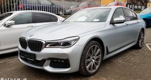 BMW Serii 7 '40 Jahre' w BMW MINI Zdunek-133017