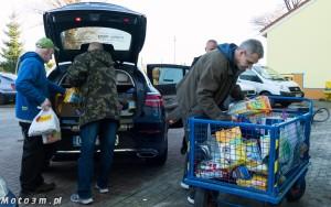 Mercedes-Benz Witman zebrał jedzenie dla psów ze schroniska Promyk w Gdańsku-1670698
