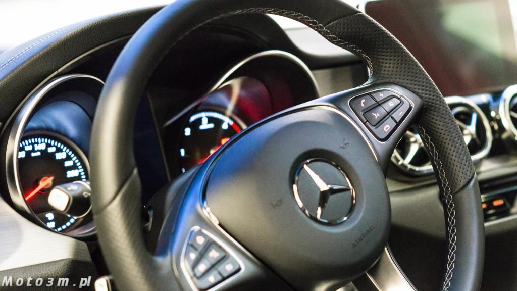 Mercedes Klasy X debiutuje w CH Klif w Trójmieście-03111