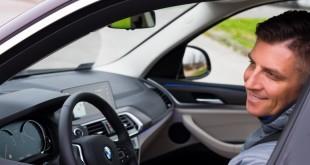 Nowe BMW X3 i Mateusz Borek, ambasador BMW Zdunek-02857