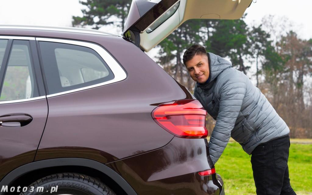 Nowe BMW X3 i Mateusz Borek, ambasador BMW Zdunek-02862