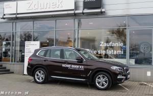 Nowe BMW X3 i Mateusz Borek, ambasador BMW Zdunek-1670243