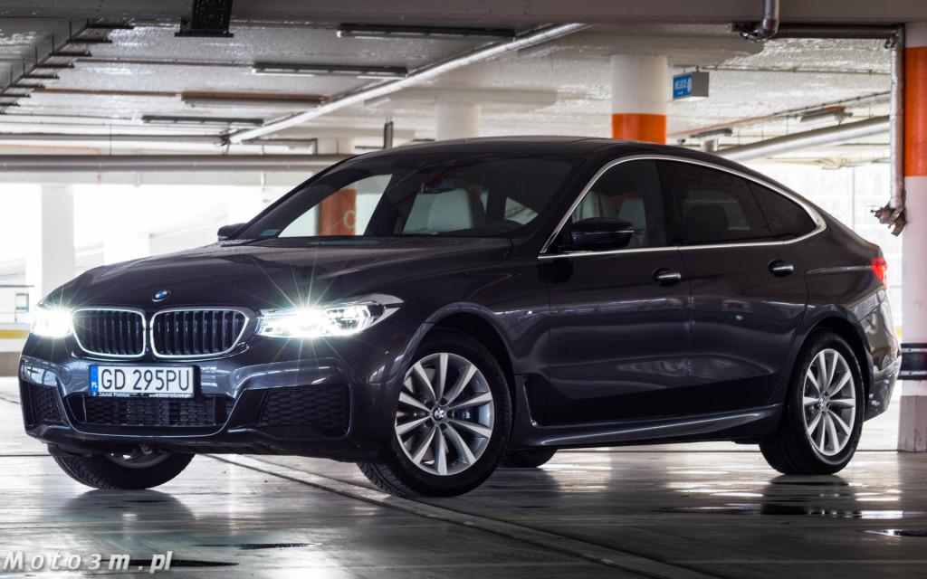 BMW 640i GT - test Moto3m -03904