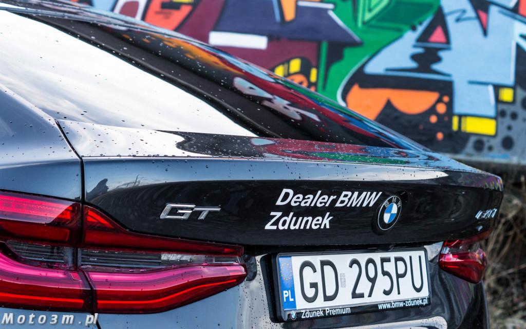BMW 640i GT - test Moto3m-03942