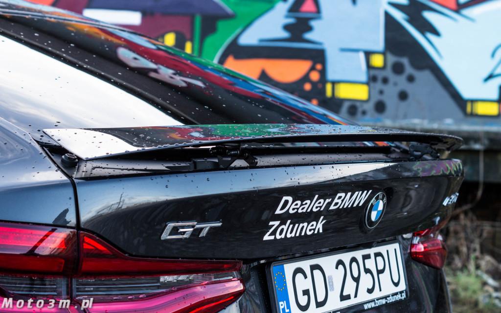 BMW 640i GT - test Moto3m-03943