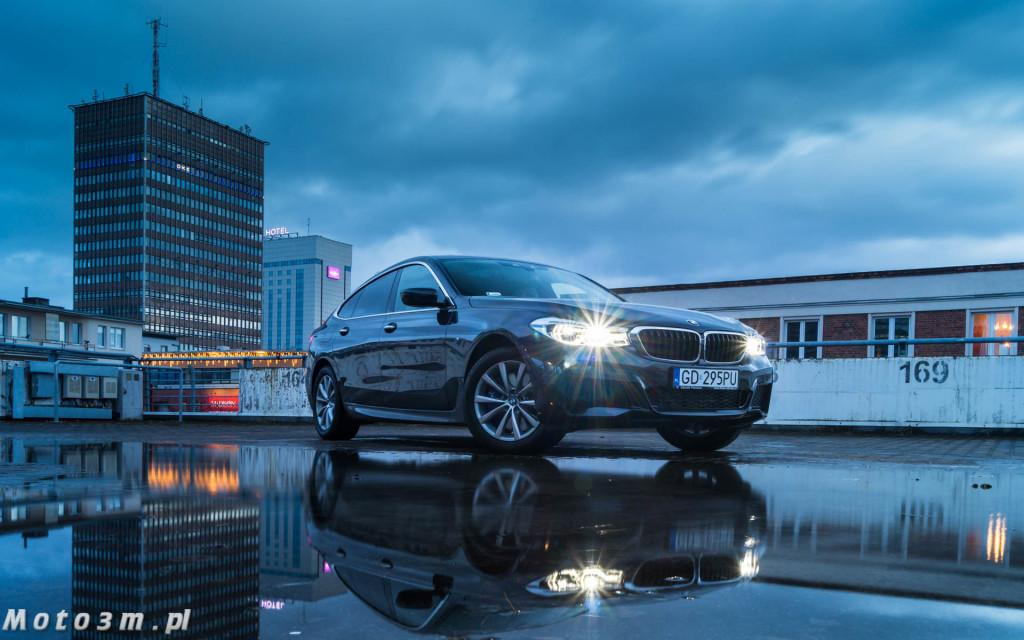BMW 640i GT - test Moto3m 2-