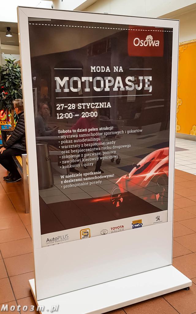 Targi Motoryzacyjne -moda na motopasję- w CH Osowa-131114