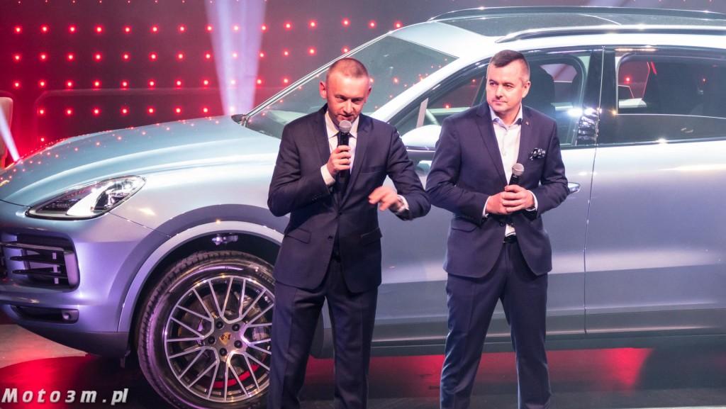 Trójmiejska premiera nowego Porsche Cayenne III generacji Stary Maneż 11-01-2018-1680793