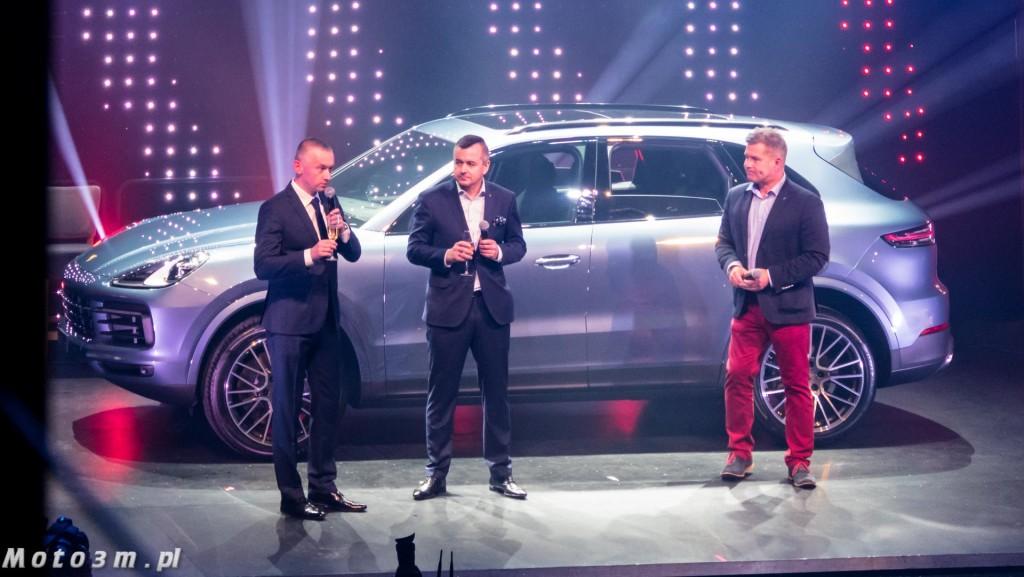 Trójmiejska premiera nowego Porsche Cayenne III generacji Stary Maneż 11-01-2018-1680798