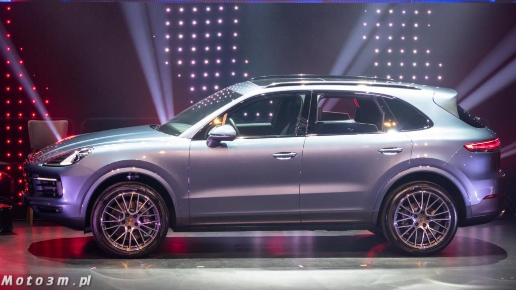 Trójmiejska premiera nowego Porsche Cayenne III generacji Stary Maneż 11-01-2018-1680814