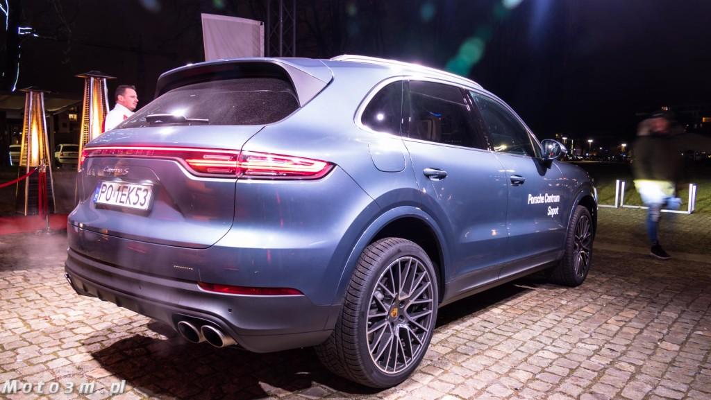 Trójmiejska premiera nowego Porsche Cayenne III generacji Stary Maneż 11-01-2018-1680827