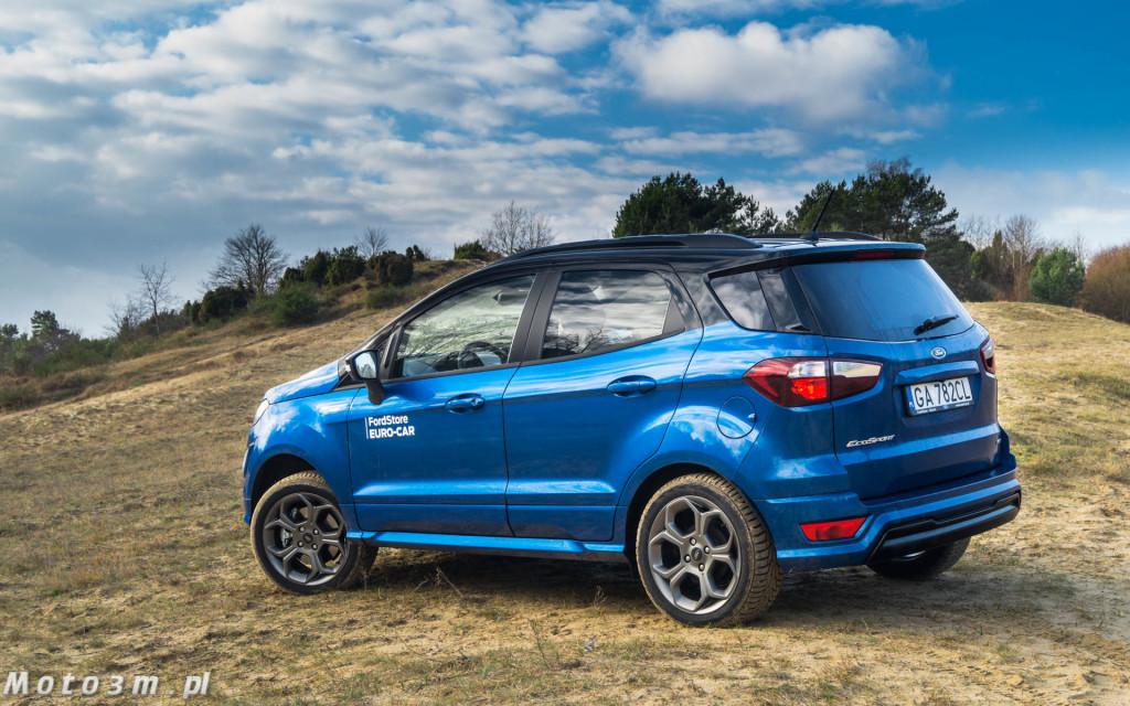 Ford EcoSport  - test Moto3m-04076