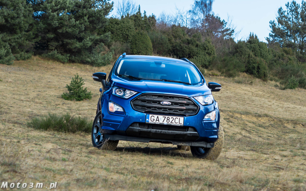Ford EcoSport  - test Moto3m-04091