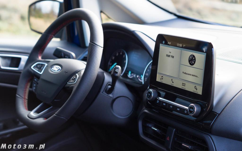Ford EcoSport  - test Moto3m-04107