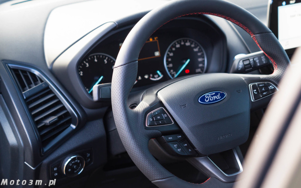 Ford EcoSport  - test Moto3m-04115