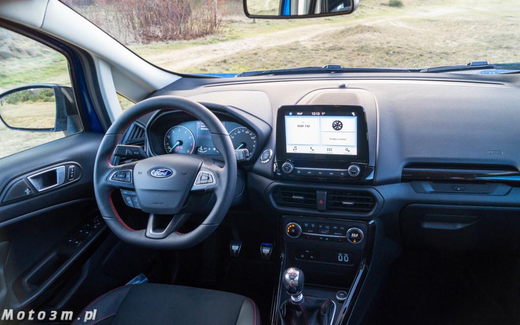 Ford EcoSport  - test Moto3m-04129