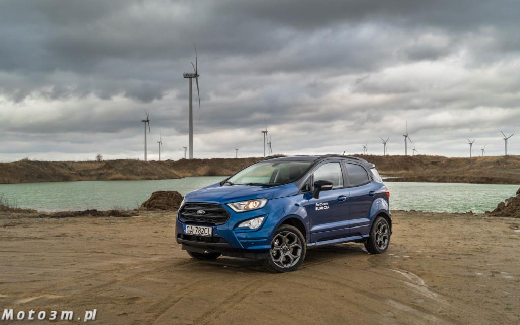 Ford EcoSport  - test Moto3m-04151