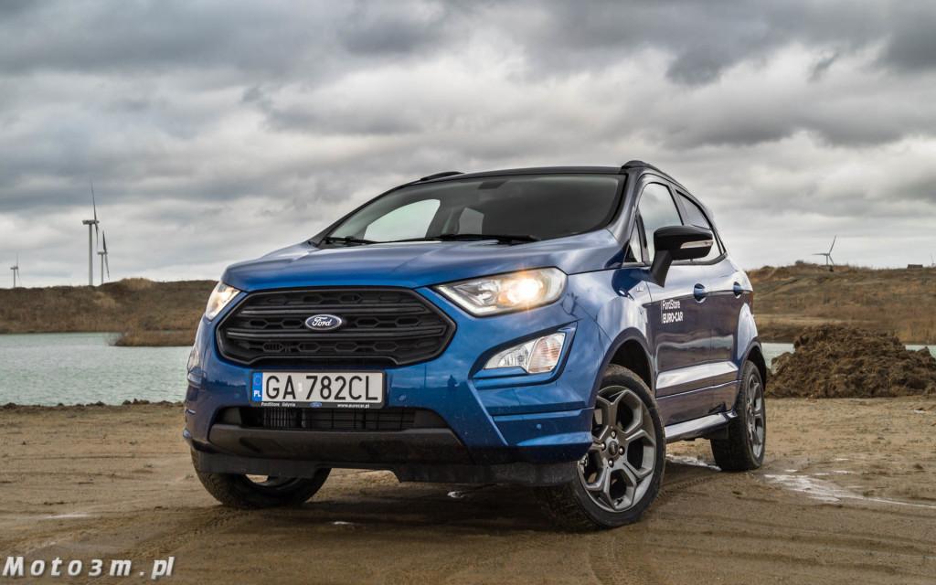 Ford EcoSport  - test Moto3m-04153