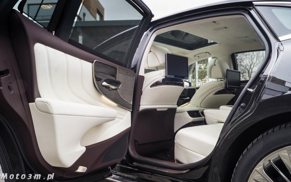 Lexus LS500h  - test Moto3m -04002
