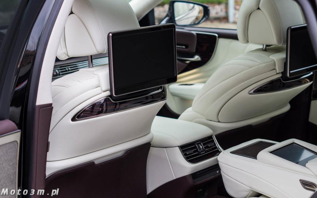 Lexus LS500h  - test Moto3m -04003