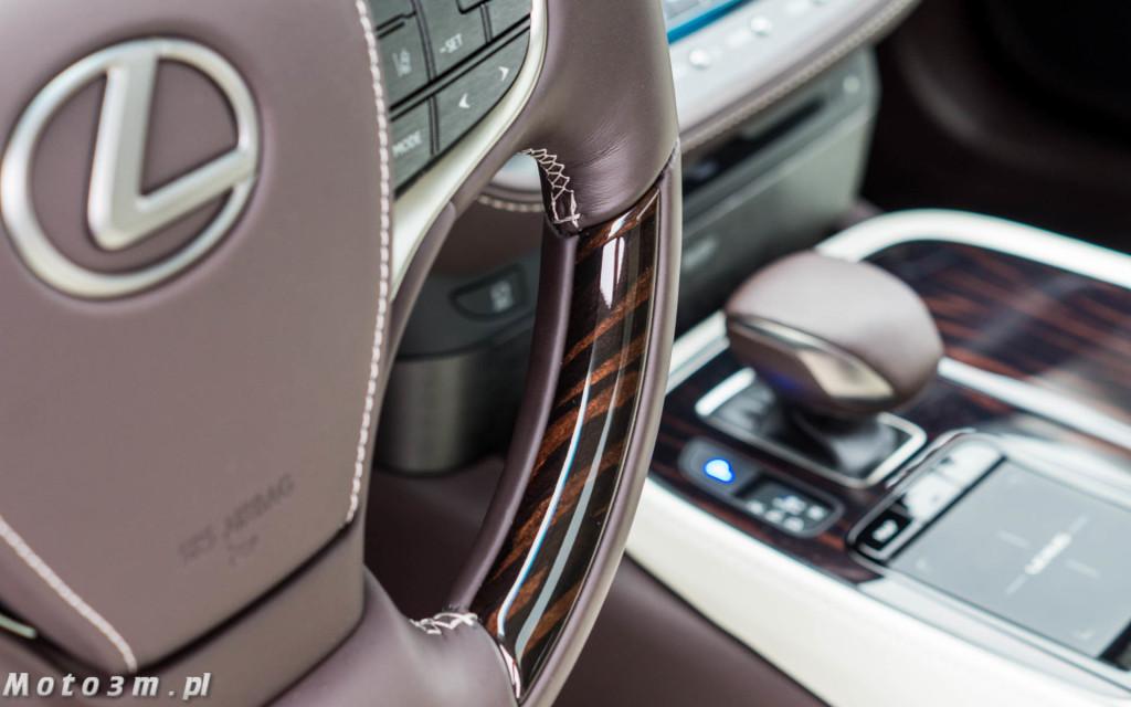 Lexus LS500h  - test Moto3m -04011