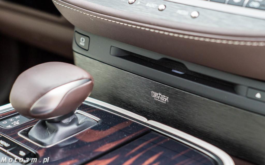 Lexus LS500h  - test Moto3m -04023