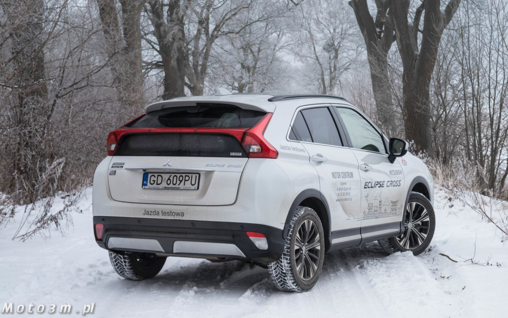Mitsubishi Eclipse Cross - test moto3m-04229