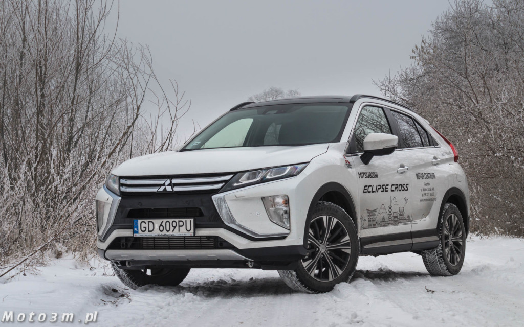 Mitsubishi Eclipse Cross - test moto3m-04234