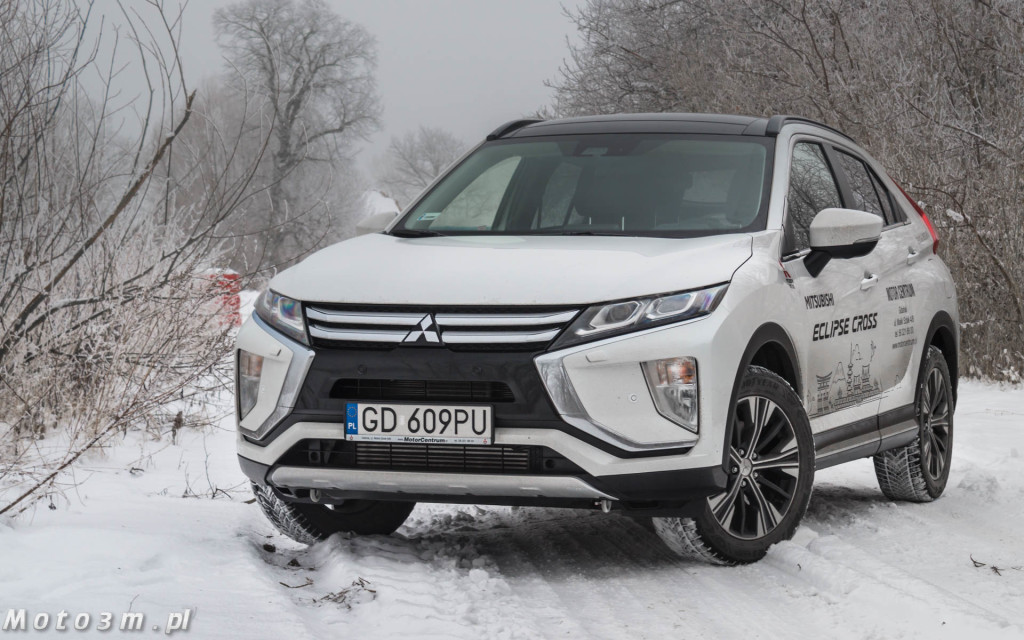 Mitsubishi Eclipse Cross - test moto3m-04237