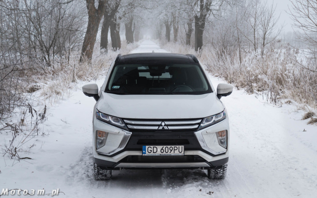 Mitsubishi Eclipse Cross - test moto3m-04249
