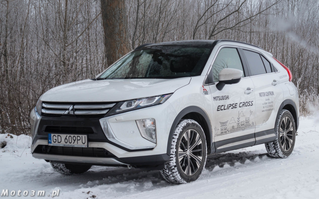 Mitsubishi Eclipse Cross - test moto3m-04252