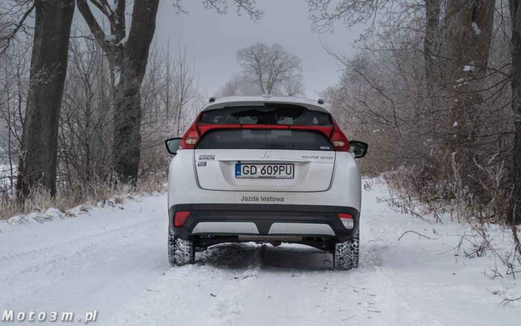 Mitsubishi Eclipse Cross - test moto3m-04254