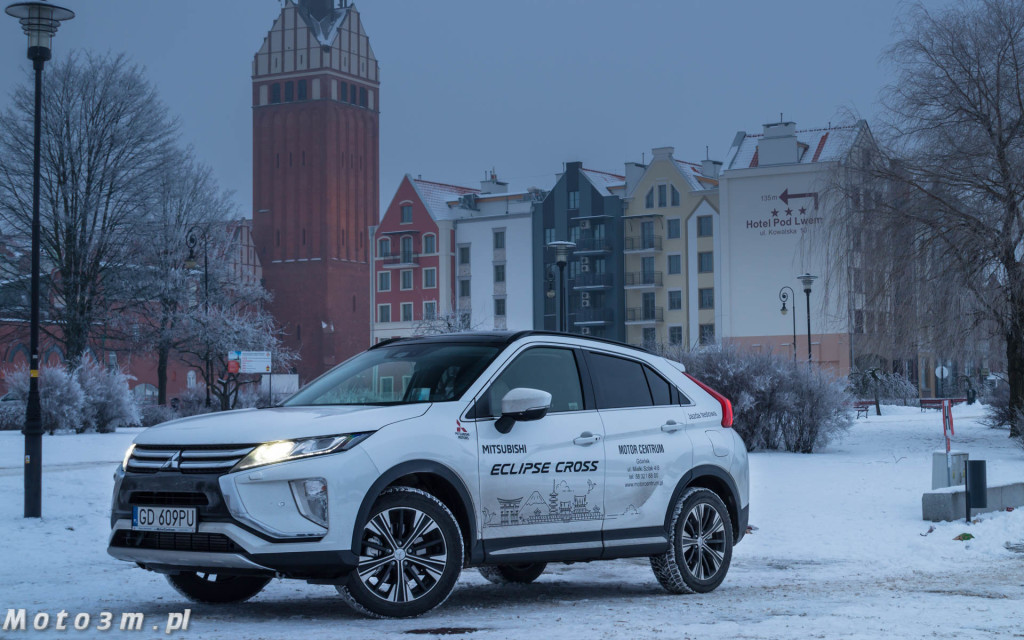 Mitsubishi Eclipse Cross - test moto3m-04277