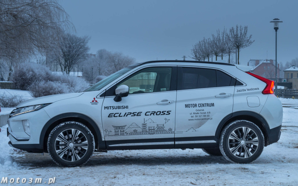 Mitsubishi Eclipse Cross - test moto3m-04288