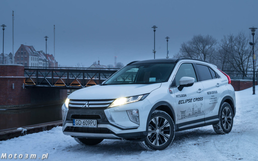 Mitsubishi Eclipse Cross - test moto3m-04292