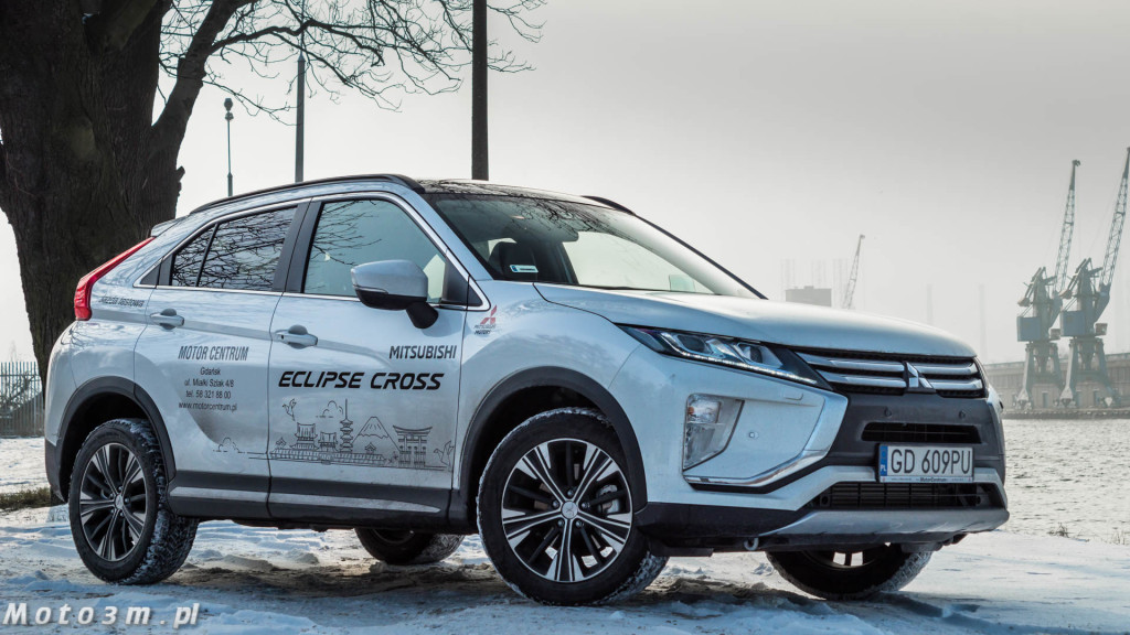 Mitsubishi Eclipse Cross - test moto3m-04366
