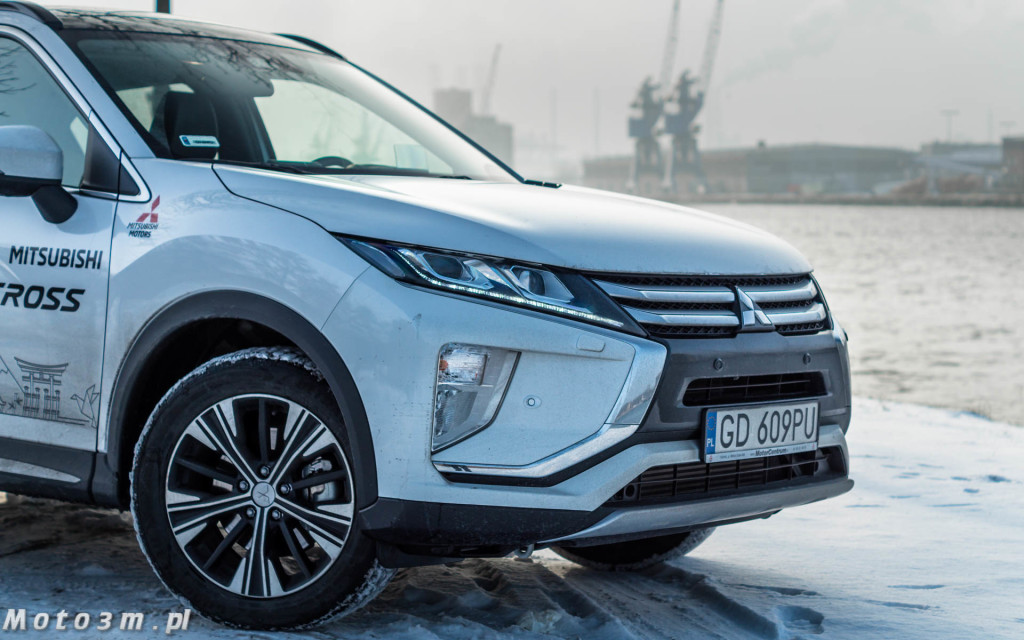 Mitsubishi Eclipse Cross - test moto3m-04368