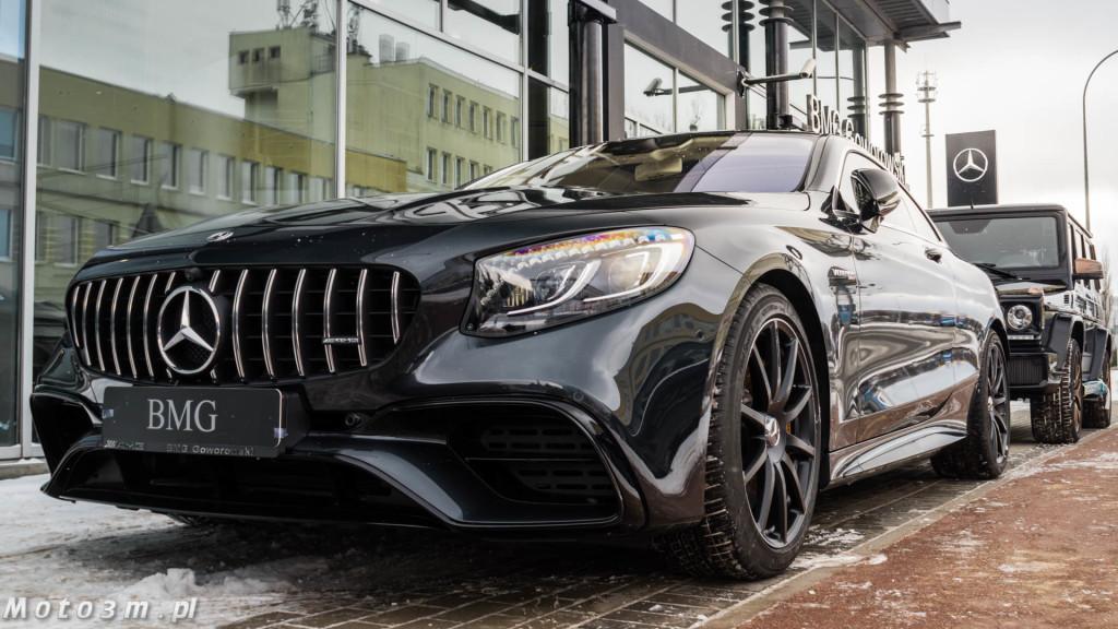 Mocne, nowe i limitowane AMG w Mercedes-Benz BMG Goworowski-04617